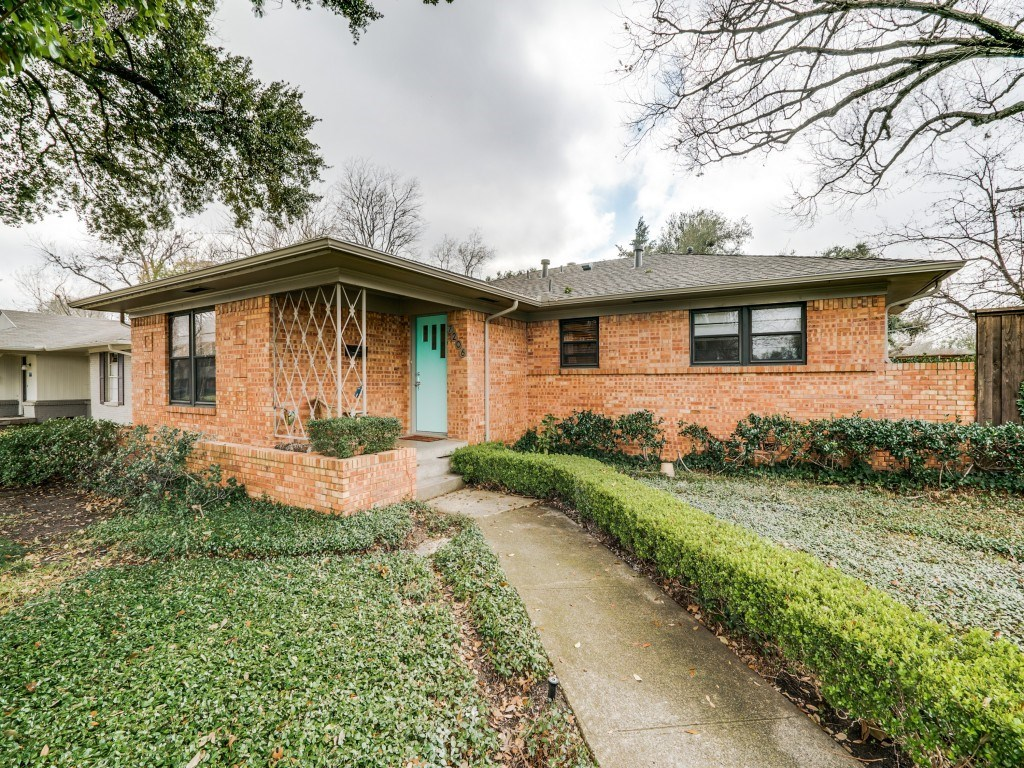 Sold Property | 7206 Haverford Road Dallas, Texas 75214 2