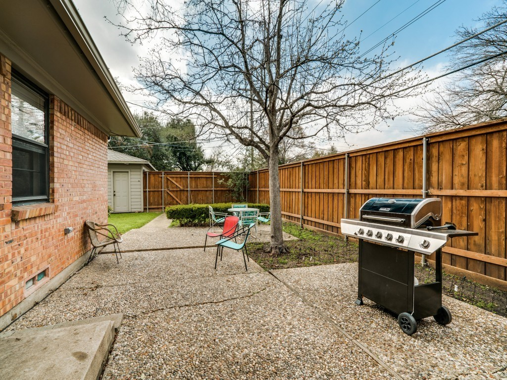 Sold Property | 7206 Haverford Road Dallas, Texas 75214 21