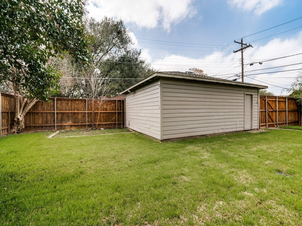 Sold Property | 7206 Haverford Road Dallas, Texas 75214 22