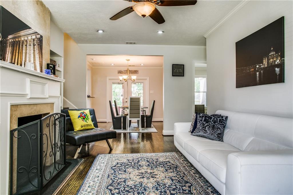 Sold Property | 2533 Alco Avenue Dallas, Texas 75211 2