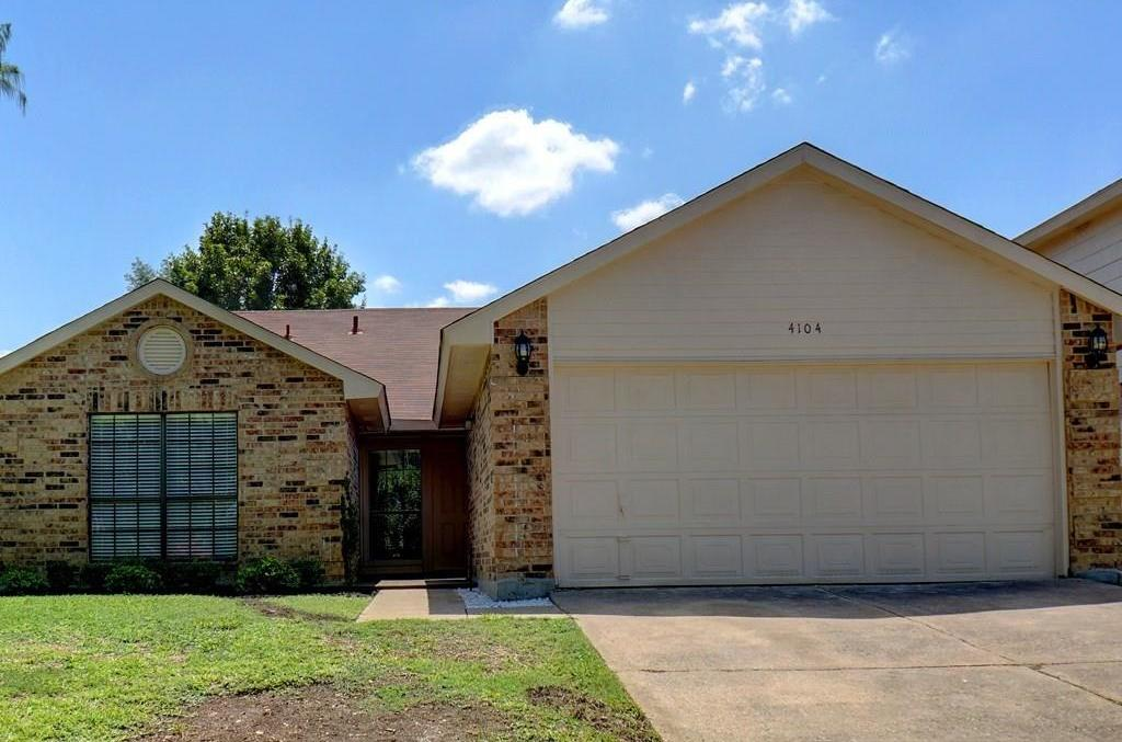 Sold Property | 4104 Periwinkle Drive Fort Worth, Texas 76137 4