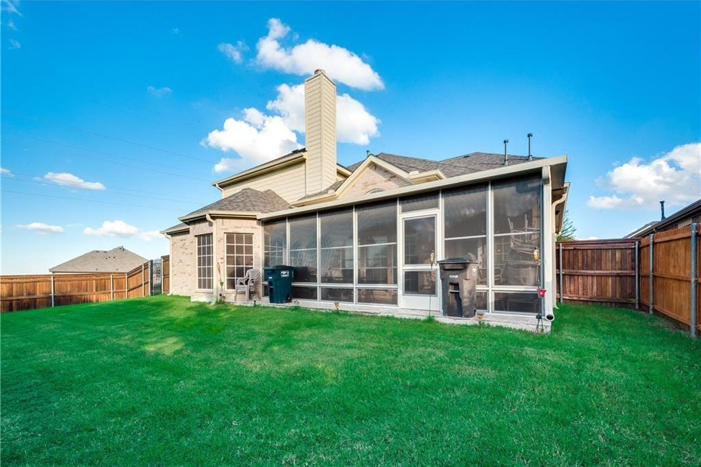 Sold Property   400 Running Water Trail Fort Worth, Texas 76131 33