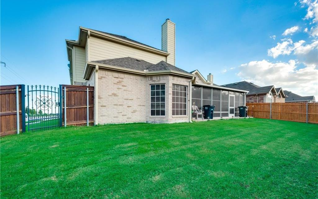 Sold Property   400 Running Water Trail Fort Worth, Texas 76131 34