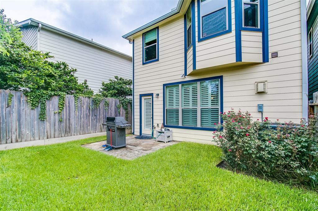 Off Market | 5211 Larkin Street #B Houston, Texas 77007 1