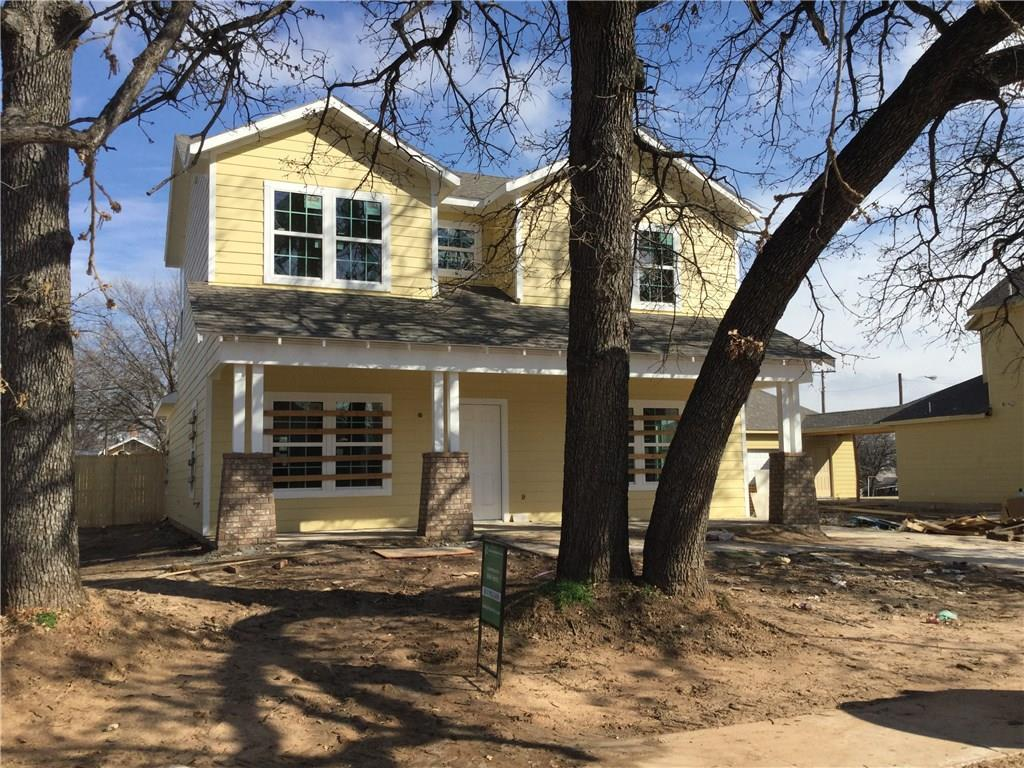 Sold Property | 1402 Lee Avenue Fort Worth, Texas 76164 1