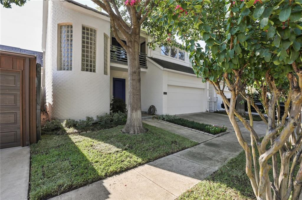 Sold Property   4119 Throckmorton Street Dallas, Texas 75219 1