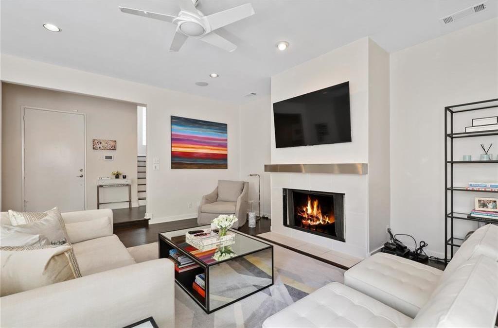 Sold Property   4119 Throckmorton Street Dallas, Texas 75219 4