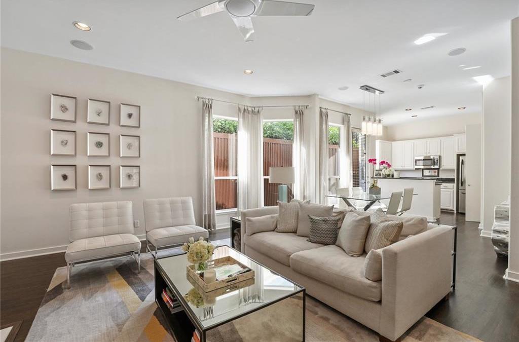 Sold Property   4119 Throckmorton Street Dallas, Texas 75219 5