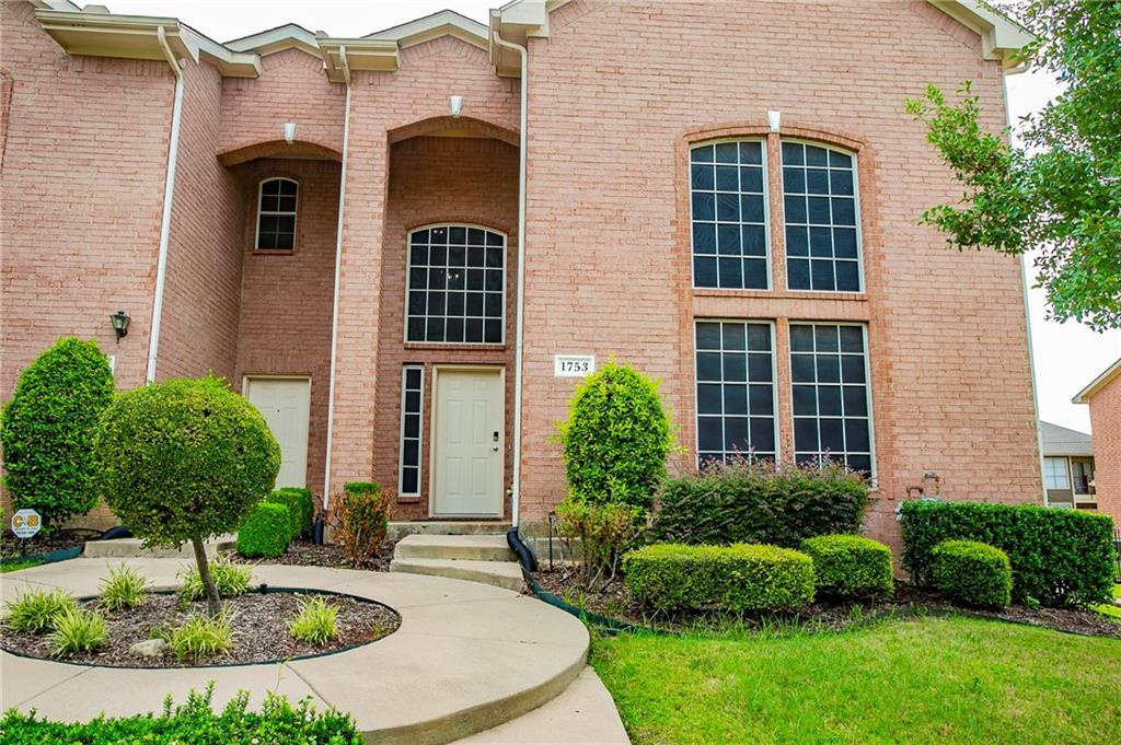 Town home for sale in Lewisville   1753 Massey Drive Lewisville, Texas 75067 27