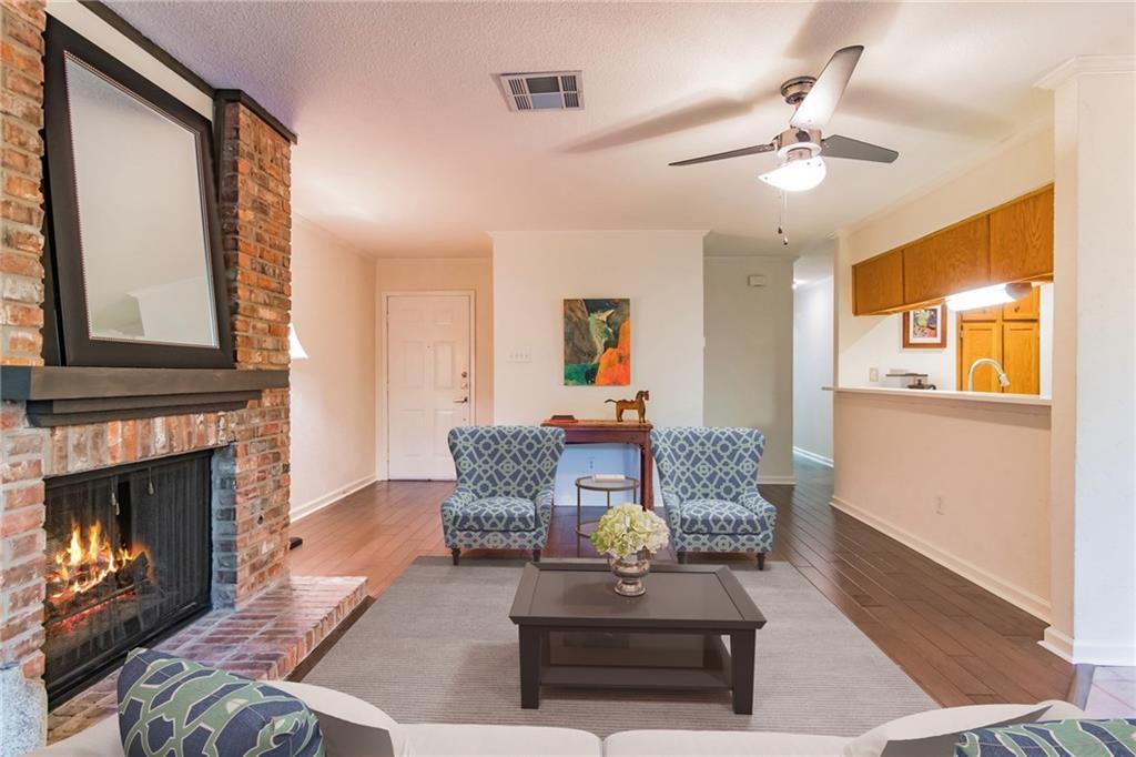 Sold Property | 3839 Dry Creek Drive #126 Austin, TX 78731 1