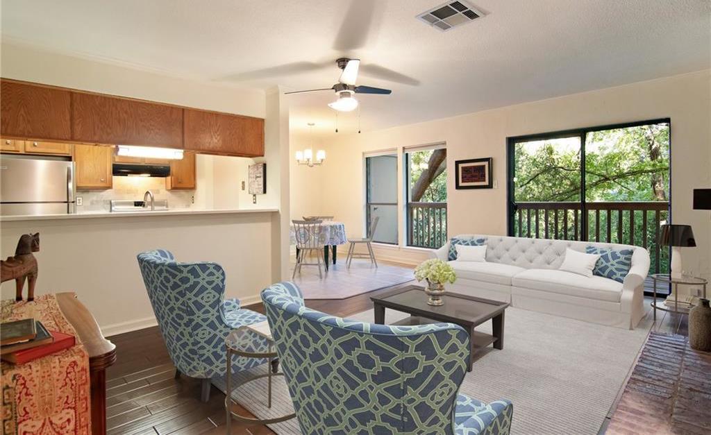 Sold Property | 3839 Dry Creek Drive #126 Austin, TX 78731 2