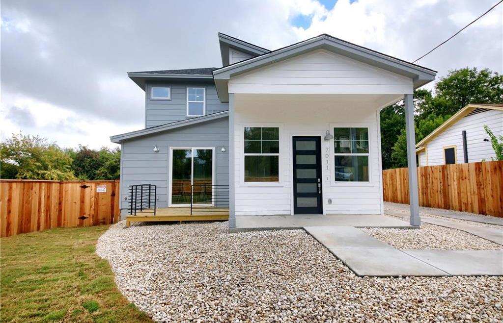 Sold Property | 7011 Bennett ave #1 Austin, TX 78752 2