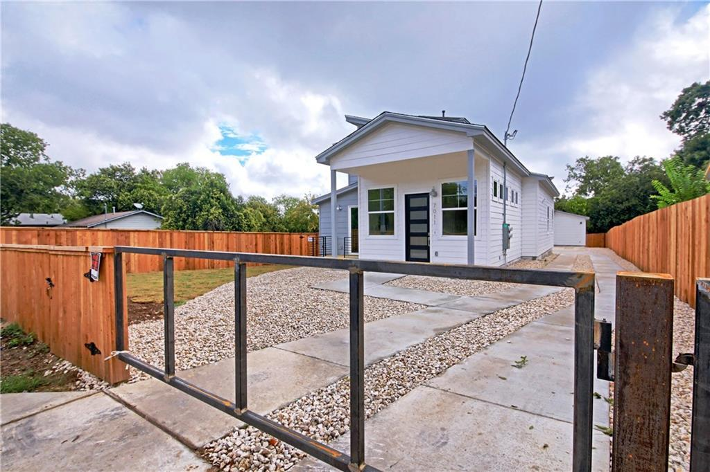 Sold Property | 7011 Bennett ave #1 Austin, TX 78752 3