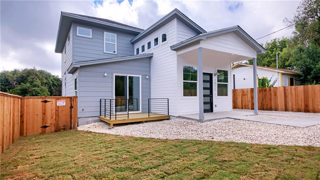 Sold Property | 7011 Bennett ave #1 Austin, TX 78752 4