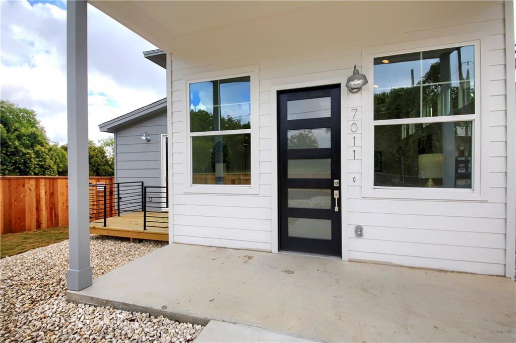 Sold Property | 7011 Bennett ave #1 Austin, TX 78752 7