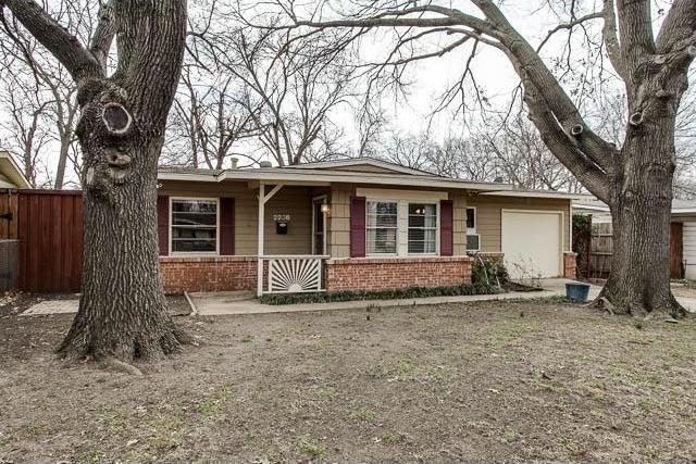 Sold Property   2236 Fenwick Drive Dallas, Texas 75228 0