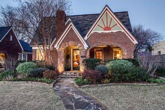 Sold Property | 710 Cordova Street Dallas, Texas 75223 0