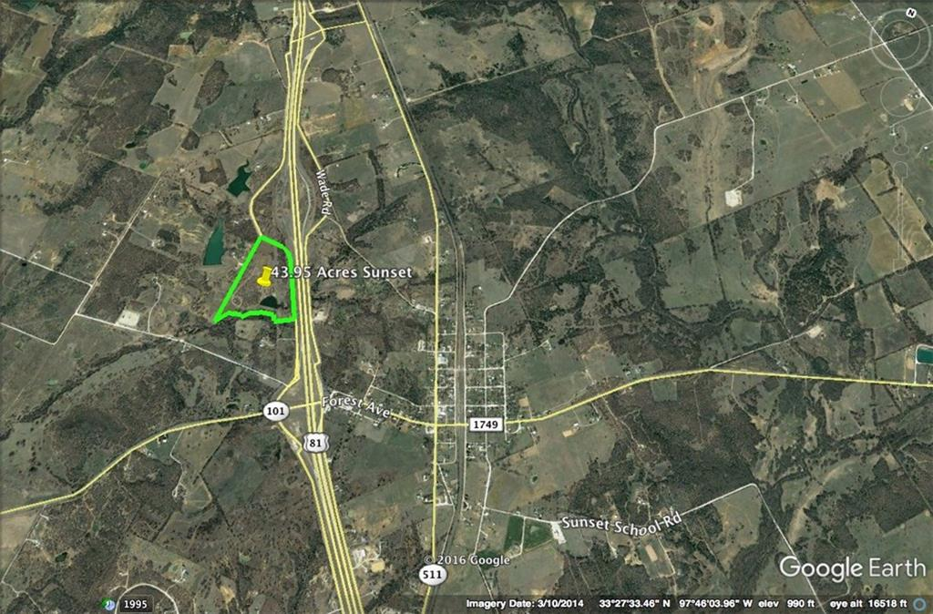 Sold Property | 13910 Hwy 287 S Access Road Sunset, TX 76228 16