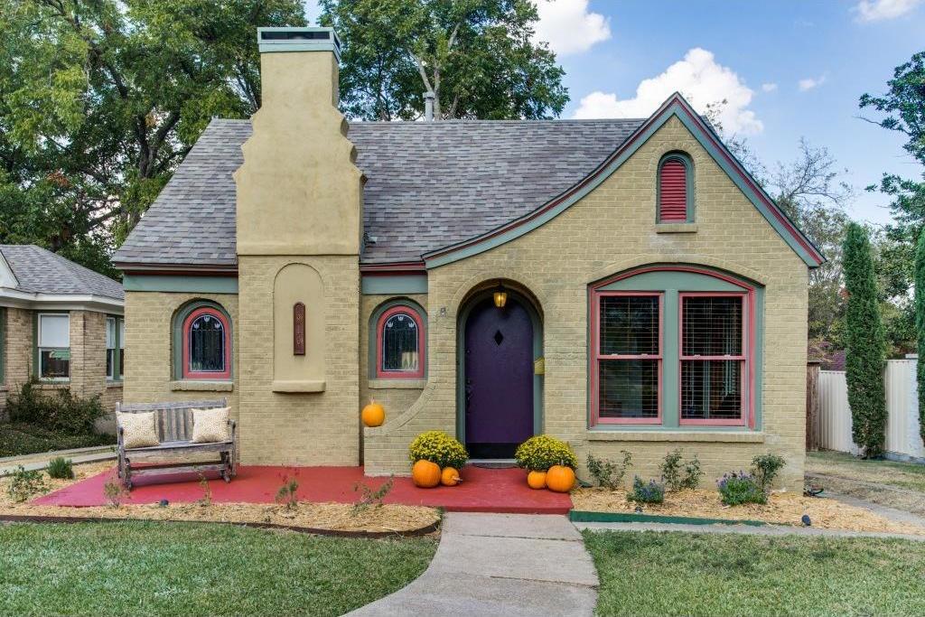 Sold Property | 910 Monte Vista Drive Dallas, Texas 75223 0