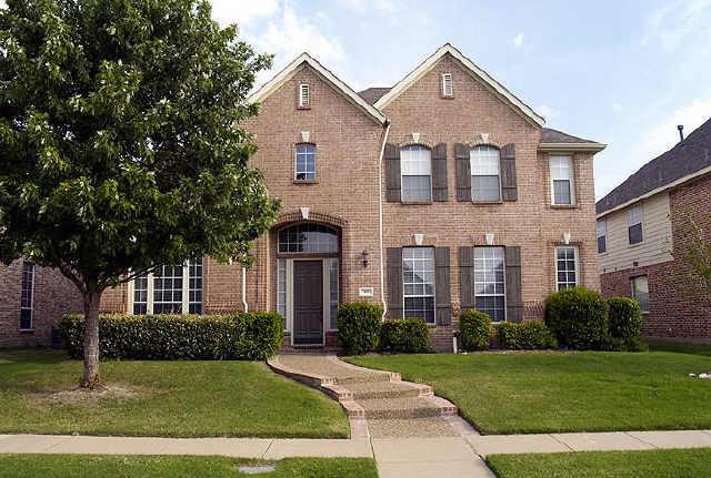 Sold Property | 419 Shady Valley Drive Allen, Texas 75002 0