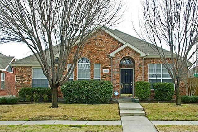 Sold Property | 1530 Sugar Bush Trail Allen, Texas 75002 0