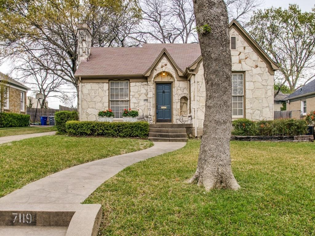 Sold Property | 7119 Casa Loma Avenue Dallas, Texas 75214 0