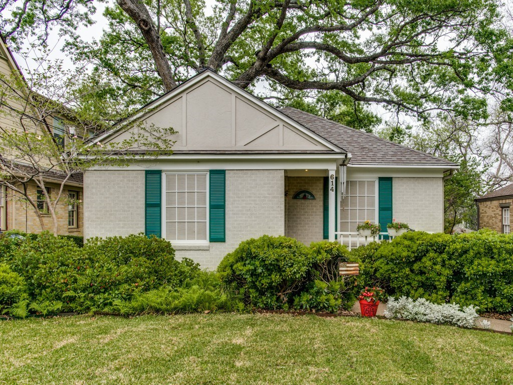 Sold Property | 614 Blair Boulevard Dallas, Texas 75223 0
