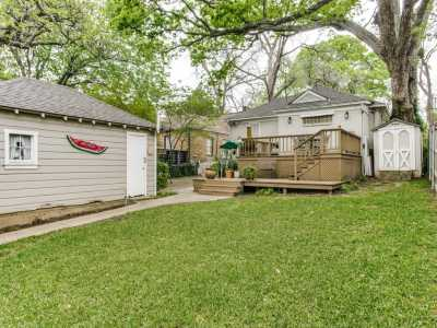 Sold Property | 614 Blair Boulevard Dallas, Texas 75223 22