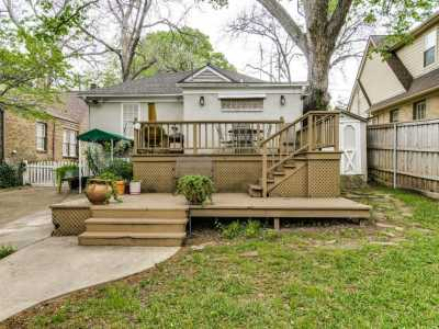 Sold Property | 614 Blair Boulevard Dallas, Texas 75223 23