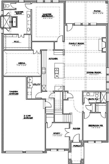 Sold Property | 408 Boonesville Bend Argyle, Texas 76226 1