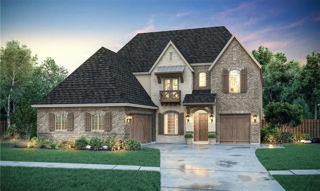 Sold Property | 412 Boonesville Bend Argyle, Texas 76226 0