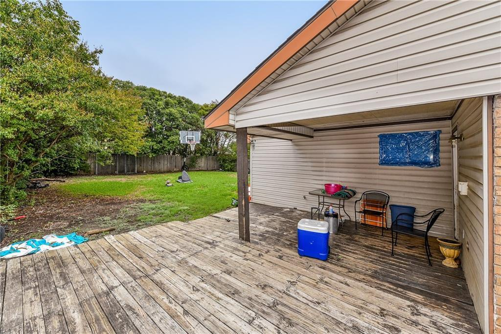 Sold Property | 5310 Yaupon Drive Arlington, Texas 76018 5