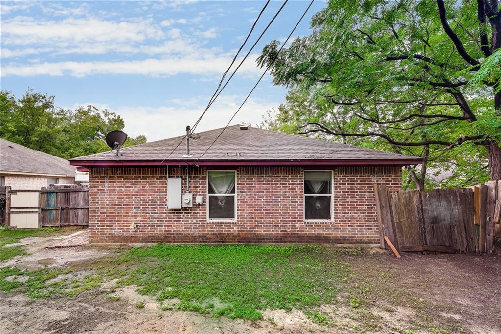 Sold Property   2620 Market Avenue Fort Worth, Texas 76164 14