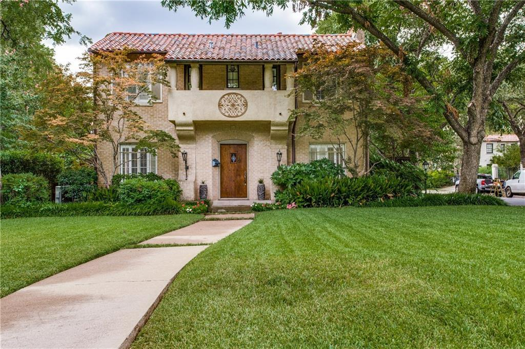 Sold Property | 7102 Lakewood Boulevard Dallas, Texas 75214 0