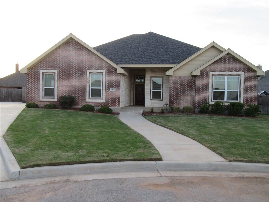 Sold Property | 6402 Milestone Drive Abilene, Texas 79606 0