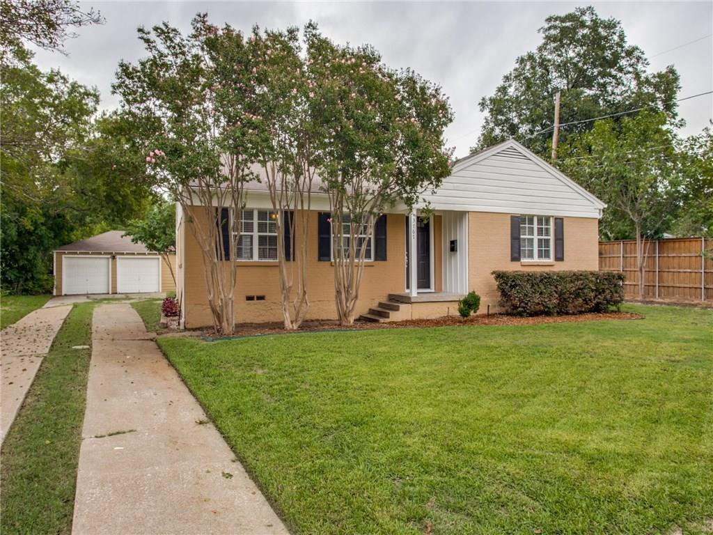 Sold Property | 3767 La Joya Drive Dallas, Texas 75220 0