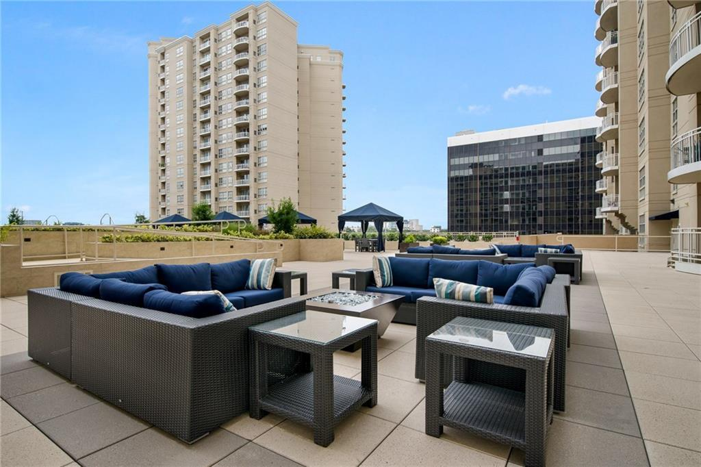 Sold Property | 3225 Turtle Creek Boulevard #1621 Dallas, Texas 75219 20