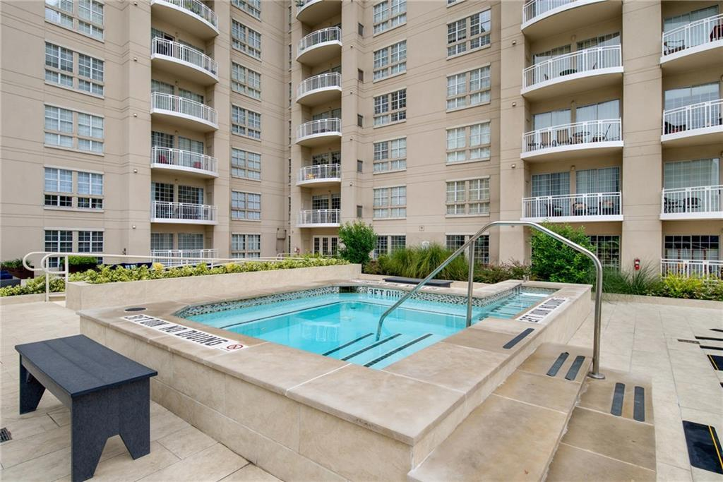 Sold Property | 3225 Turtle Creek Boulevard #1621 Dallas, Texas 75219 22
