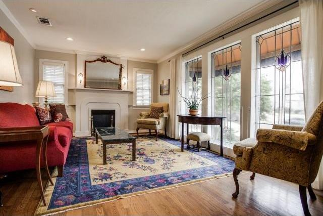 Sold Property | 815 Newell Avenue Dallas, Texas 75223 1