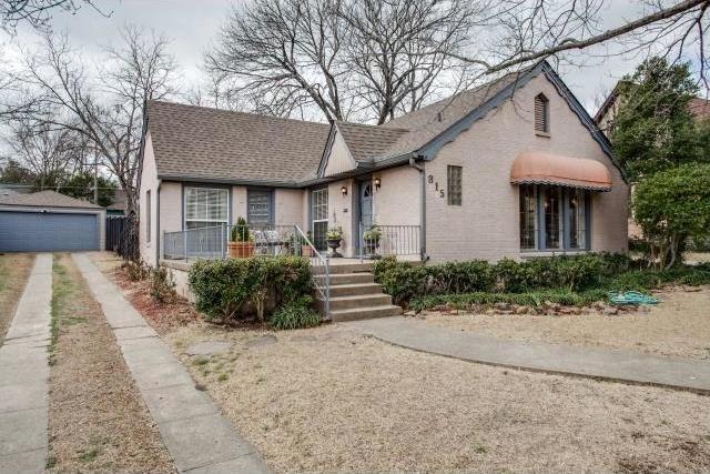 Sold Property | 815 Newell Avenue Dallas, Texas 75223 15