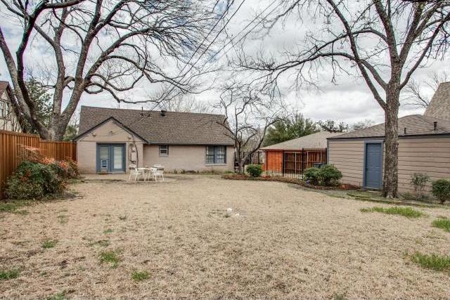 Sold Property | 815 Newell Avenue Dallas, Texas 75223 18