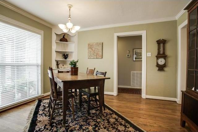 Sold Property | 815 Newell Avenue Dallas, Texas 75223 2