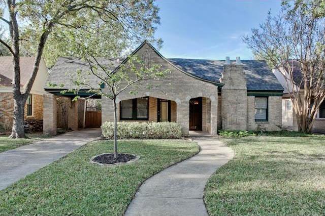 Sold Property | 427 Monte Vista Drive Dallas, Texas 75223 0