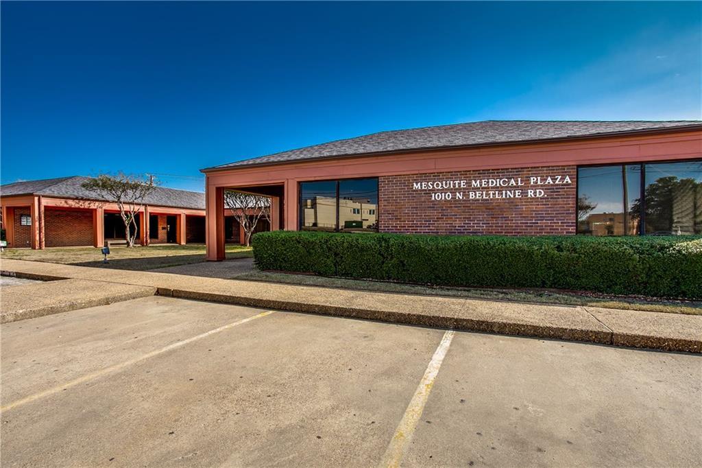 Active | 1010 N Belt Line Road #105 Mesquite, Texas 75149 0