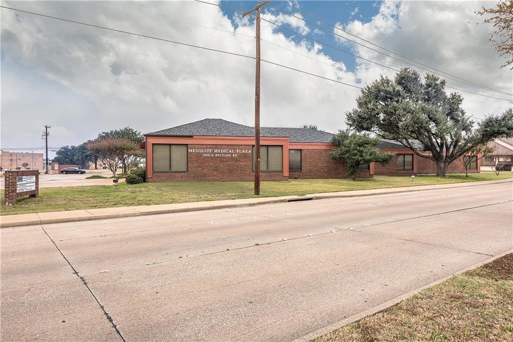 Active Option Contract | 1010 N Belt Line Road #105 Mesquite, TX 75149 30