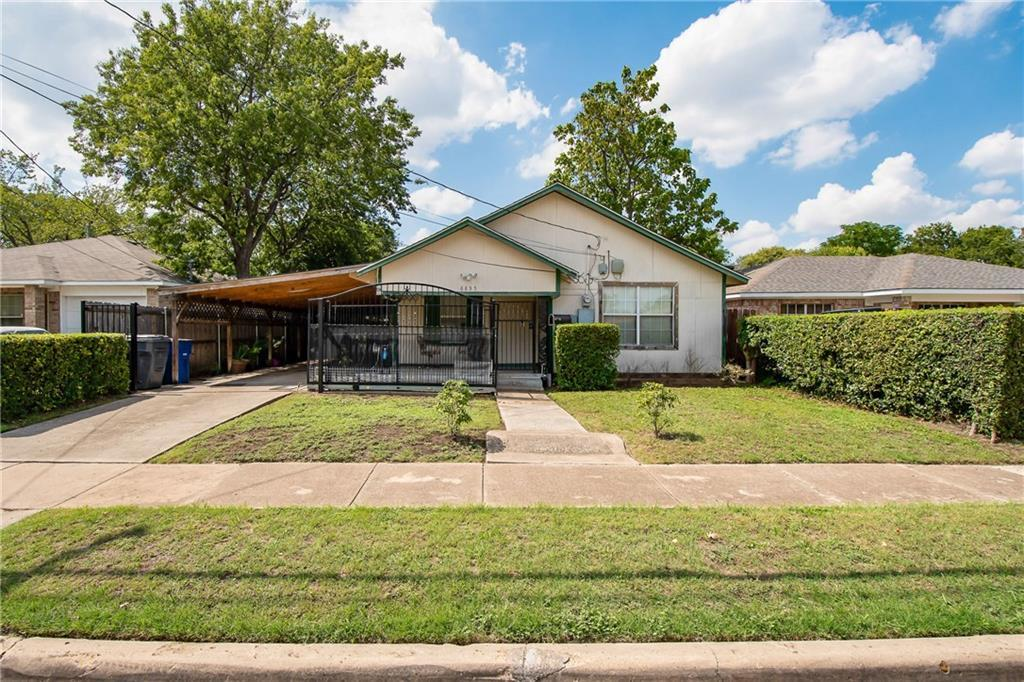 Pending | 6835 Tyree Street Dallas, TX 75209 1