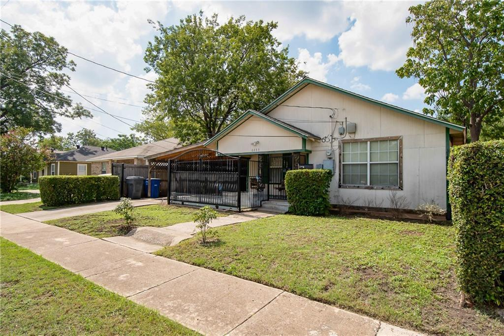 Pending | 6835 Tyree Street Dallas, TX 75209 2