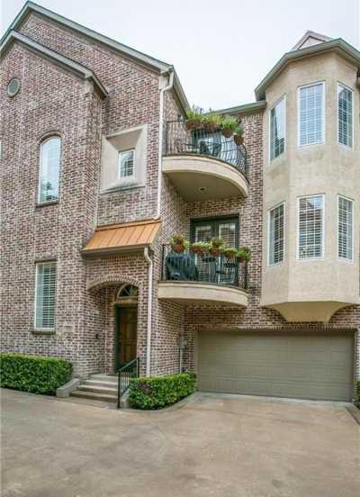 Sold Property   3943 Travis Street Dallas, Texas 75204 1