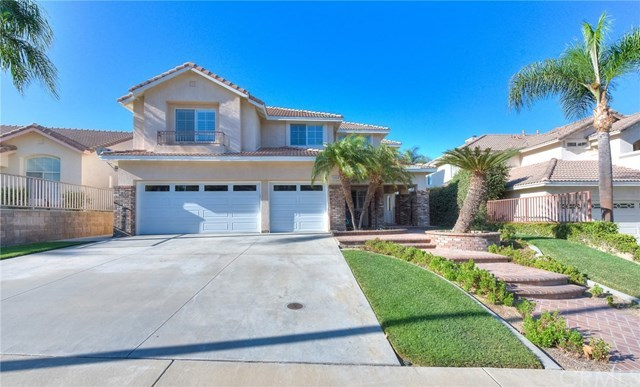 Closed | 5154 Picasso Drive Chino Hills, CA 91709 1