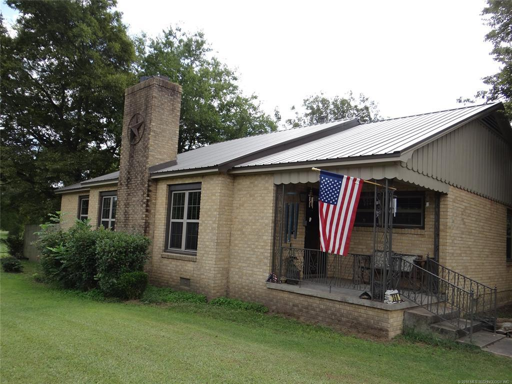 Off Market | 360 E Washington Avenue Krebs, Oklahoma 74554 0